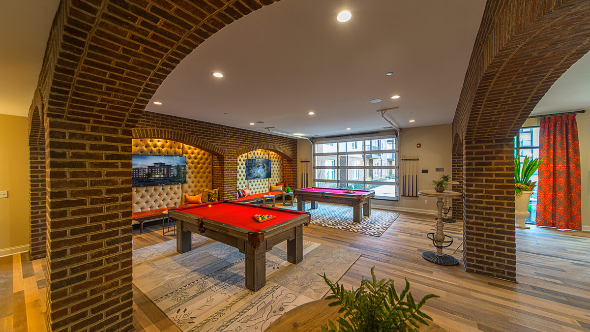 taylor house pool tables