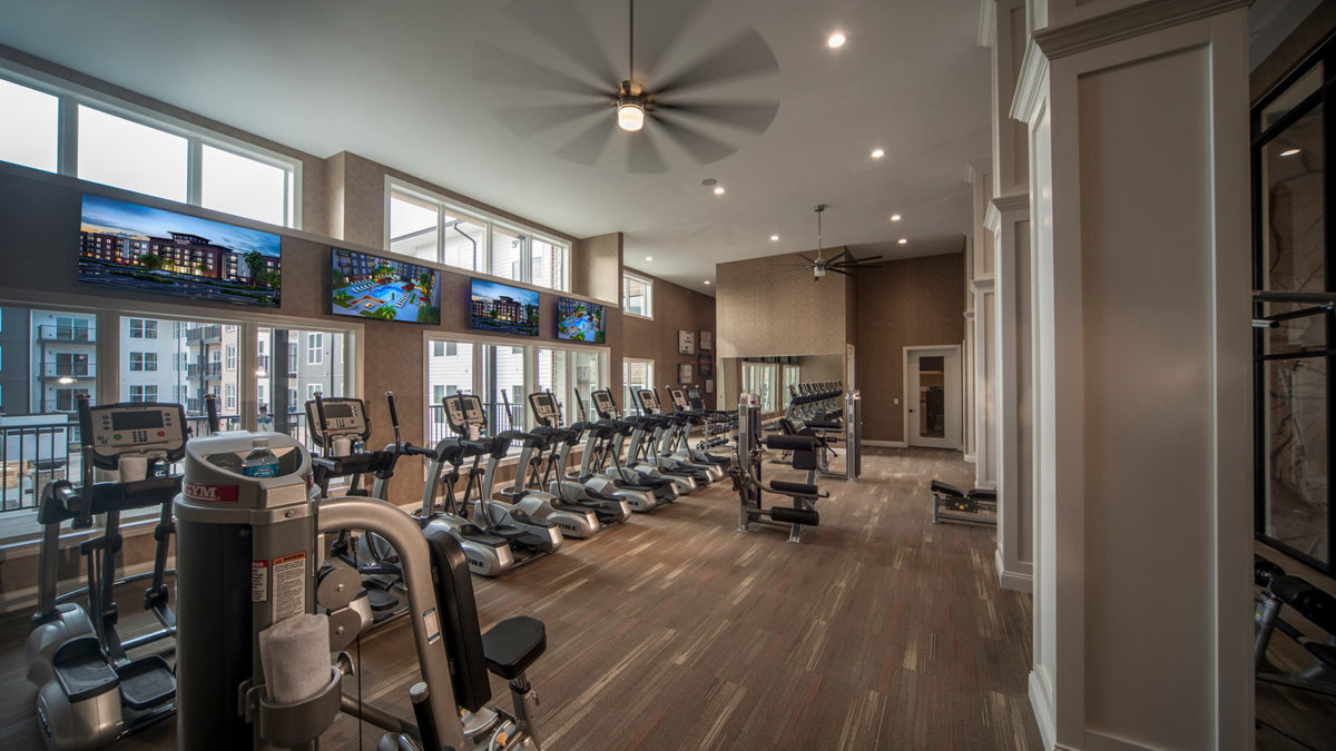 Taylor House Gym