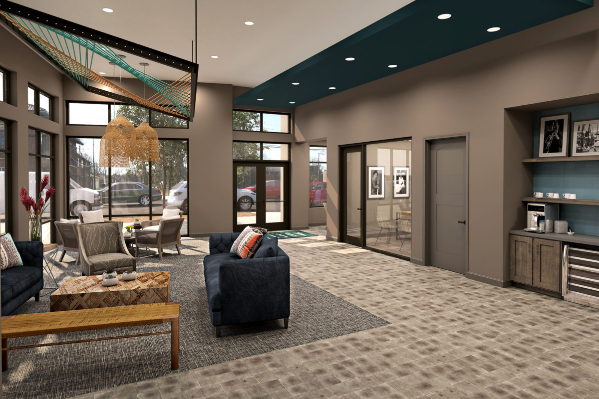 The Clubroom at The Adelphi Quarter