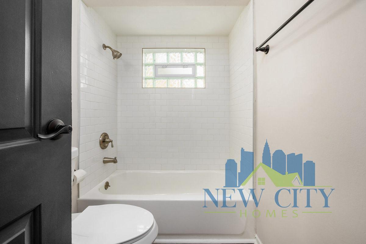 bathroom at 285 S. Central Avenue