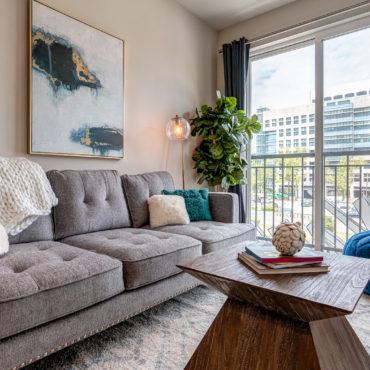 Xander living room