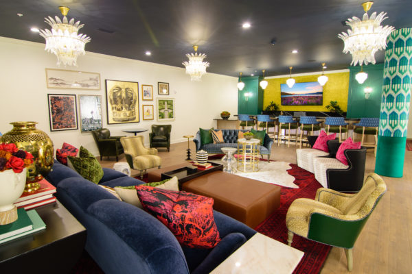 Luxe 23 Clubhouse