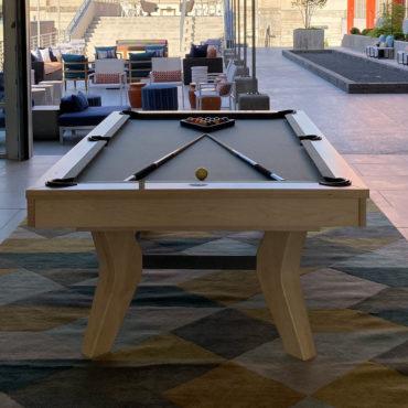 Billiards Table at 150 North Third Apartments