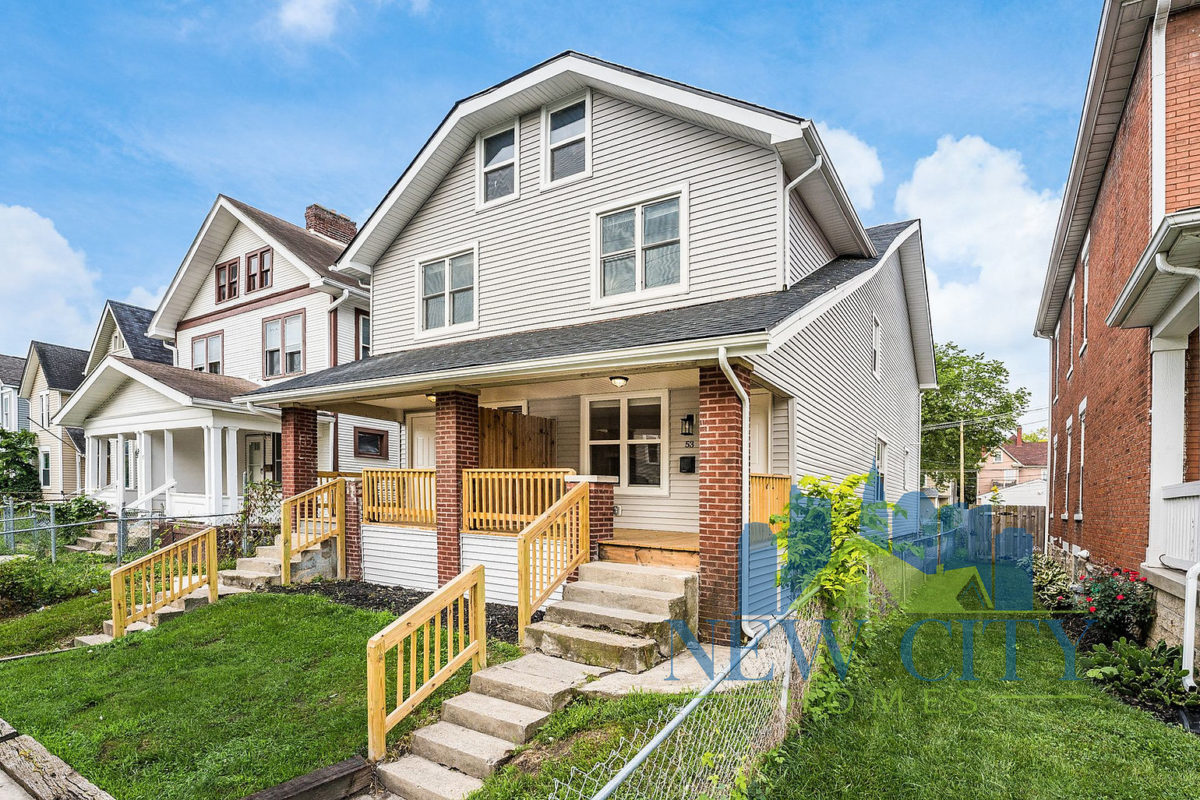Duplex for rent in Franklinton