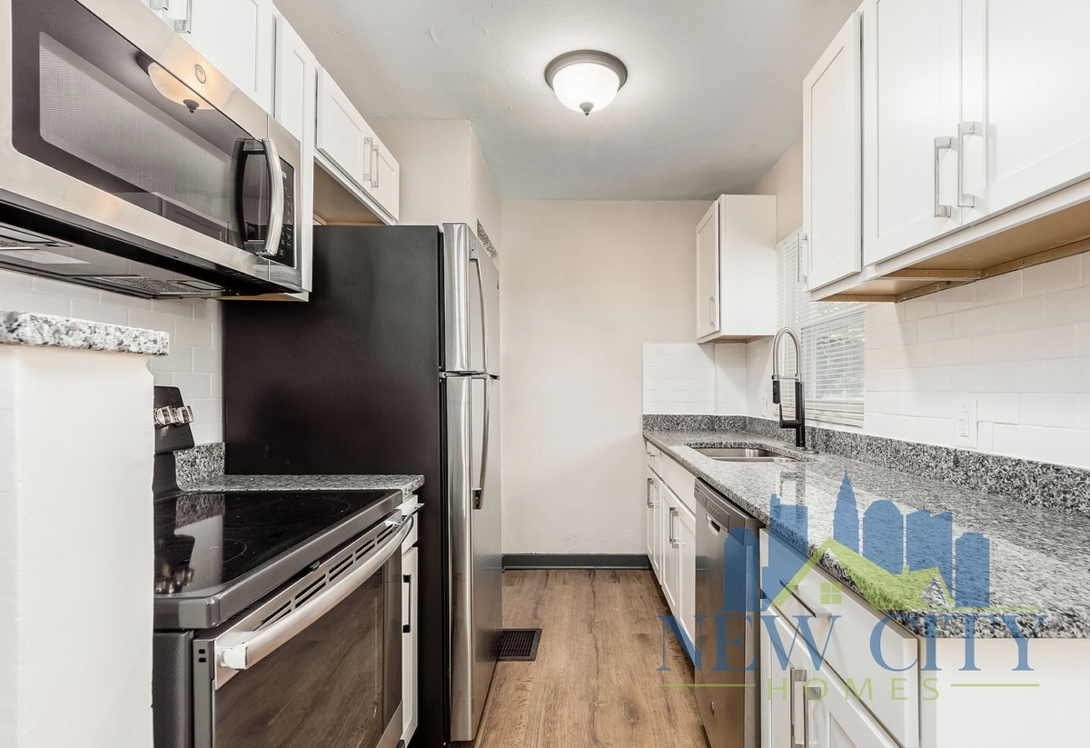 kitchen of house to rent in franklinton