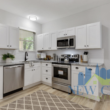 kitchen of house in Franklinton