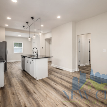kitchen of 280 S. Central Avenue